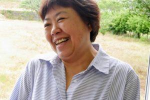 土田市子さん